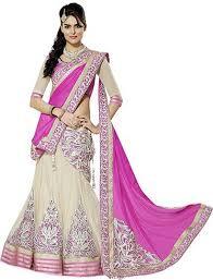 How To Draping How To Drape Lehenga Saree Gorgeous Lehenga Saree Draping Styles