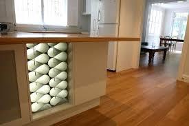 cuisine range bouteille meuble range bouteille design gallery 6 mural modern aluminium wine