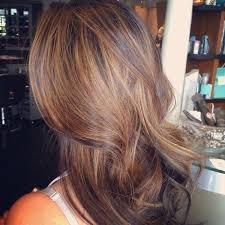 highlight low light brown hair pictures on highlights and lowlights for brown hair shoulder