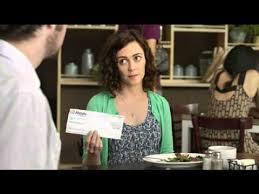 allstate commercial actress bonus check superior drivers allstate safe driving bonus check tv commercial