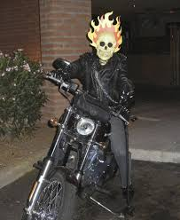 Halloween Costume Motorcycle Ghost Rider Costume 2010 Wildpegasus13 Deviantart