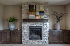 fireplace with cabinets on side exitallergy com