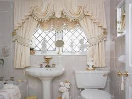 top curtain ideas for bathroom with ideas about bathroom window
