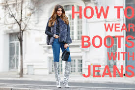 stylish womens motorcycle boots how to wear boots with jeans for women 2017 hi fashion