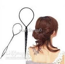 hair accessories new topsy hair braid ponytail styling tool hair clip hair