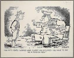 Iron Curtain Political Cartoons Edmund Valtman The Cartoonist Who Came In From The Cold Library