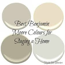 the 8 best benjamin moore paint colours for home staging selling