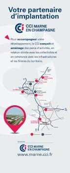 chambre de commerce et d industrie dijon cci marne carte des parcs d activités de la cci