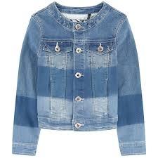 ikks siege social jean jacket with rhinestones ikks for melijoe com