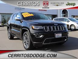 jeep cherokee prerunner used 2017 jeep grand cherokee for sale in cerritos ca serving
