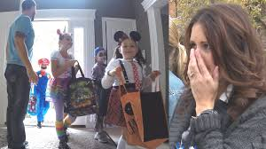 child abduction on halloween social experiment child predator