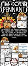 thanksgiving writing activity the 25 best fourth grade thanksgiving activities ideas on