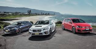 volkswagen sports cars sports car comparison subaru wrx v volkswagen golf gti