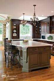 Kitchen Island Chandelier Lighting Best 25 Chandelier Over Island Ideas On Pinterest Kitchen