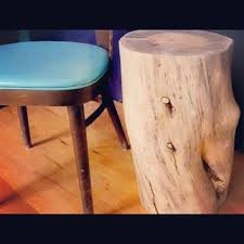 Tree Stump Nightstand Best Tree Stump Table Products On Wanelo
