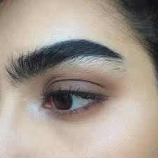 tutorial alis mata untuk wajah bulat membuat dan membentuk alis natural tebal tanpa cukur