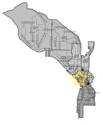 Downtown Seattle Map by Which Seattle Neighborhoods Have The Most Car Break Ins