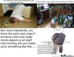 Morning After Meme - morning after an epic party by winters199 meme center