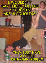 Community College Meme - community college parties are getting out of control imgflip