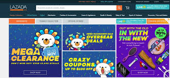 lazada experienced explosive growth in southeast asian sales on
