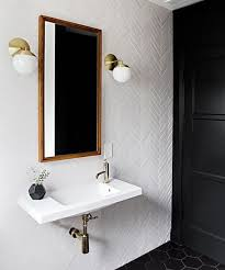8 storage ideas for bathrooms with floating sinks hunker