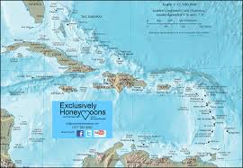 Saint Lucia Map Exclusively Honeymoons South Glastonbury Ct 06073 Call 860 349 6841