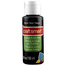 craft smart outdoor acrylic paint
