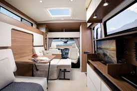 Rv Modern Interior Travel Trailers By Leisure Travel Vans Are Built For Modern Travelers