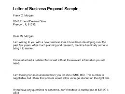business partnership proposal sample free sample business