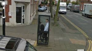 Google Maps Tardis Uk Google Street View World Funny Street View Images From