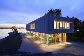 a brilliantly bright as well as lively modern house from dutch