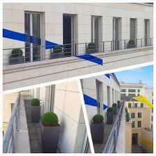 siege le parisien aménagement de terrasse pour le siège parisien d une société