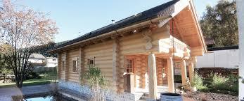 Immobilien Holzhaus Kaufen Blockhaus Holzhaus Naturstamm