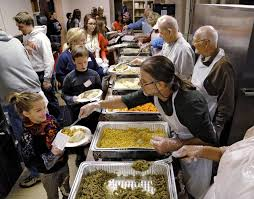 thanksgiving dinners offered news ok
