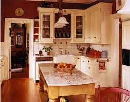 Old Farmhouse Kitchen Cabinets Best 25 Red Kitchen Island Ideas On Pinterest Red Kitchen