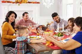 ways to celebrate the thanksgiving celebrations