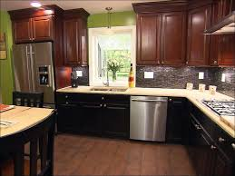 kitchen black kitchen cupboards food pantry storage cabinets