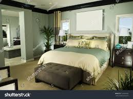 bed room interior home architecture stock stock photo 130457432