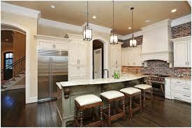 faux brick kitchen backsplash kitchen backsplash brick tile backsplash rustic kitchen
