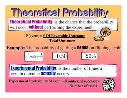 Experimental Probability Worksheet Experimental Probability Worksheet