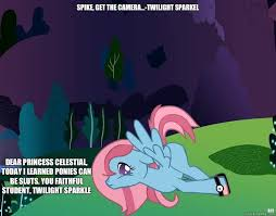 My Little Pony Meme Generator - my little pony meme generator image memes at relatably com