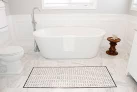 flooring ideas white marble flooring for bathroom with