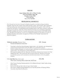 resume wording exles resume exle sle rn resumes page one of exles for