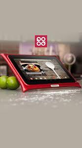tablette cuisine qooq qooking qooq tablette tactile multimédia pour la cuisine