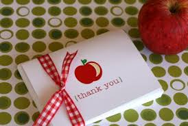 thank you cards for teachers back to school diy printable thank you cards for