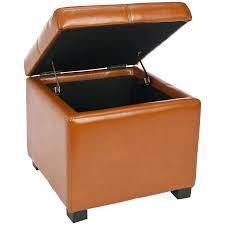 office storage ottoman furniture elegant coffee table design ideas with square storage