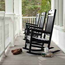 Recycled Plastic Rocking Chairs Trex Outdoor Furniture Recycled Plastic Yacht Club Rocking Chair