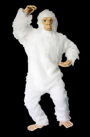 abominable snowman costume 8 glorious yeti costumes for winter squatching bigfoot base