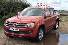 volkswagen pickup diesel 2014 volkswagen amarok canyon review