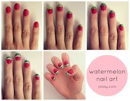 simple nail art designs at home for beginners